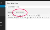 TinyMCE Templates Download Free WordPress Plugin
