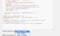 Tracking Code Manager Download Free WordPress Plugin
