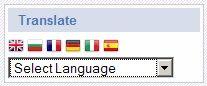 Translate WordPress with GTranslate Download Free Wordpress Plugin 1