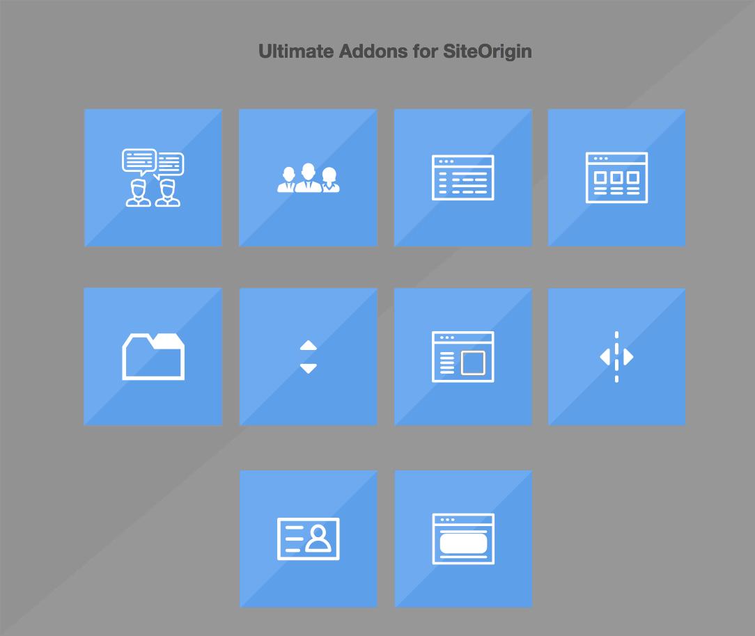 Ultimate Addons for SiteOrigin Download Free Wordpress Plugin 5