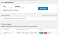 UpdraftPlus WordPress Backup Plugin Download Free WordPress Plugin