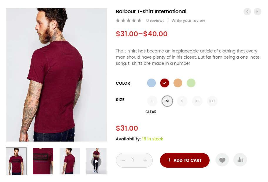 Variation Swatches for WooCommerce Download Free WordPress Plugin