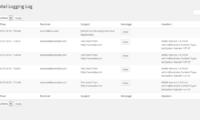 WP Mail Logging Download Free WordPress Plugin