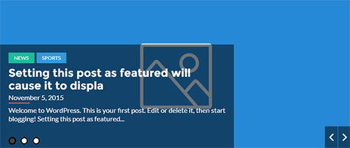 WP Responsive Recent Post Slider Download Free Wordpress Plugin 2