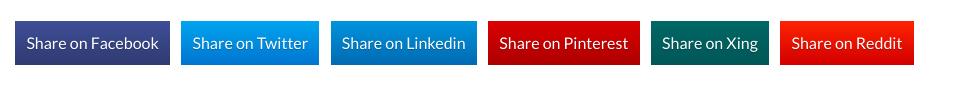 WP Social Sharing Download Free Wordpress Plugin 5