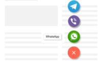 WhatsHelp Chat Button Download Free WordPress Plugin