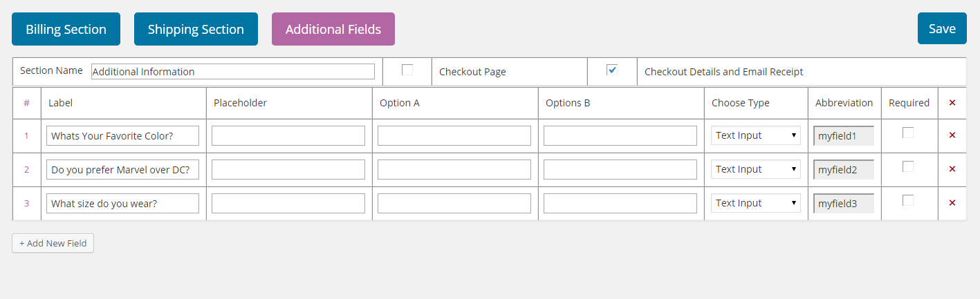 WooCommerce Checkout Manager Download Free Wordpress Plugin 1