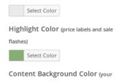 WooCommerce Colors Download Free WordPress Plugin