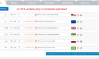 WooCommerce Currency Switcher Download Free WordPress Plugin