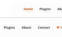 WooCommerce Menu Cart Download Free WordPress Plugin