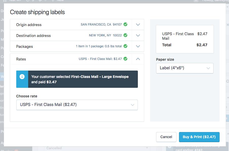 WooCommerce Services Download Free Wordpress Plugin 5