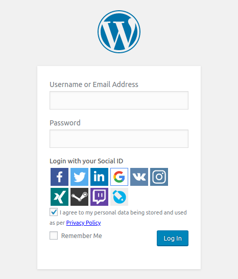 WordPress Social Share, Social Login and Social Comments Plugin – Super Socializer Download Free Wordpress Plugin 2