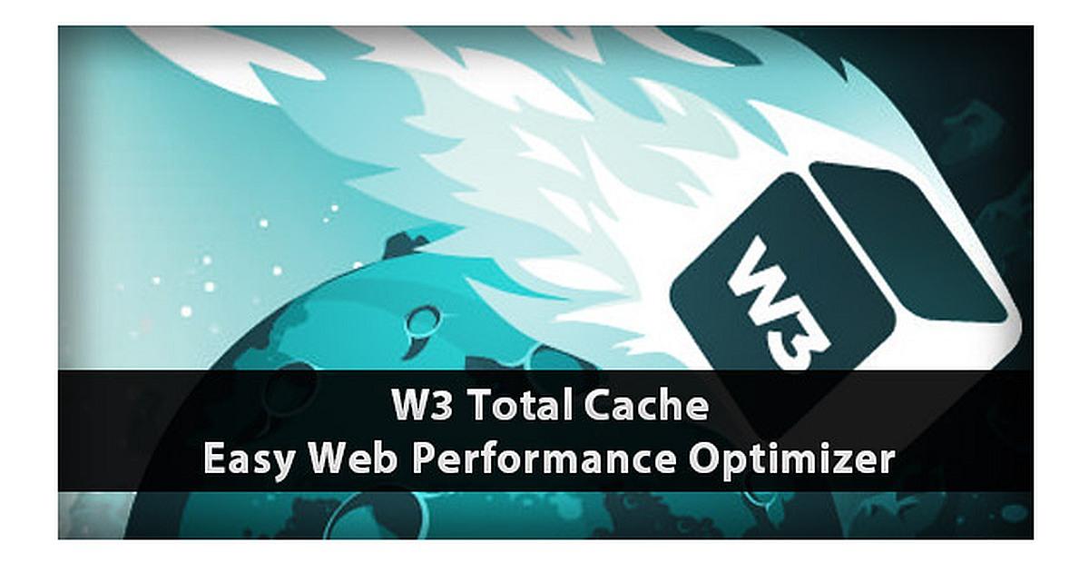 W3 Total Cache Download Free Wordpress Plugin 5