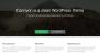 Cannyon Download Free WordPress Theme