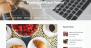 Fooding Download Free WordPress Theme