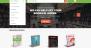 VW Book Store Download Free WordPress Theme
