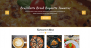 LZ Food Recipee Download Free WordPress Theme