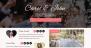 VW Wedding Download Free WordPress Theme