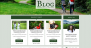 Blogger Base Download Free WordPress Theme