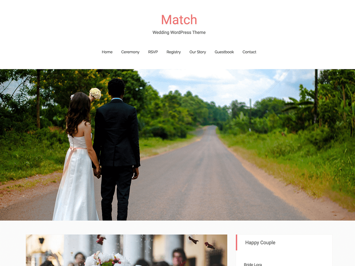 Match Download Free Wordpress Theme 5