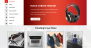 VW Ecommerce Shop Download Free WordPress Theme