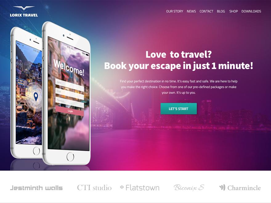 Clarina Download Free Wordpress Theme 2