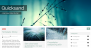 Quicksand Download Free WordPress Theme