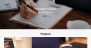 Corporate Fotografie Download Free WordPress Theme