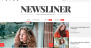 Newsliner Download Free WordPress Theme
