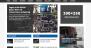 Financial News Download Free WordPress Theme