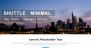 Shuttle Minimal Download Free WordPress Theme