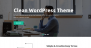 Master Business Download Free WordPress Theme