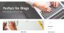 exBlog Download Free WordPress Theme