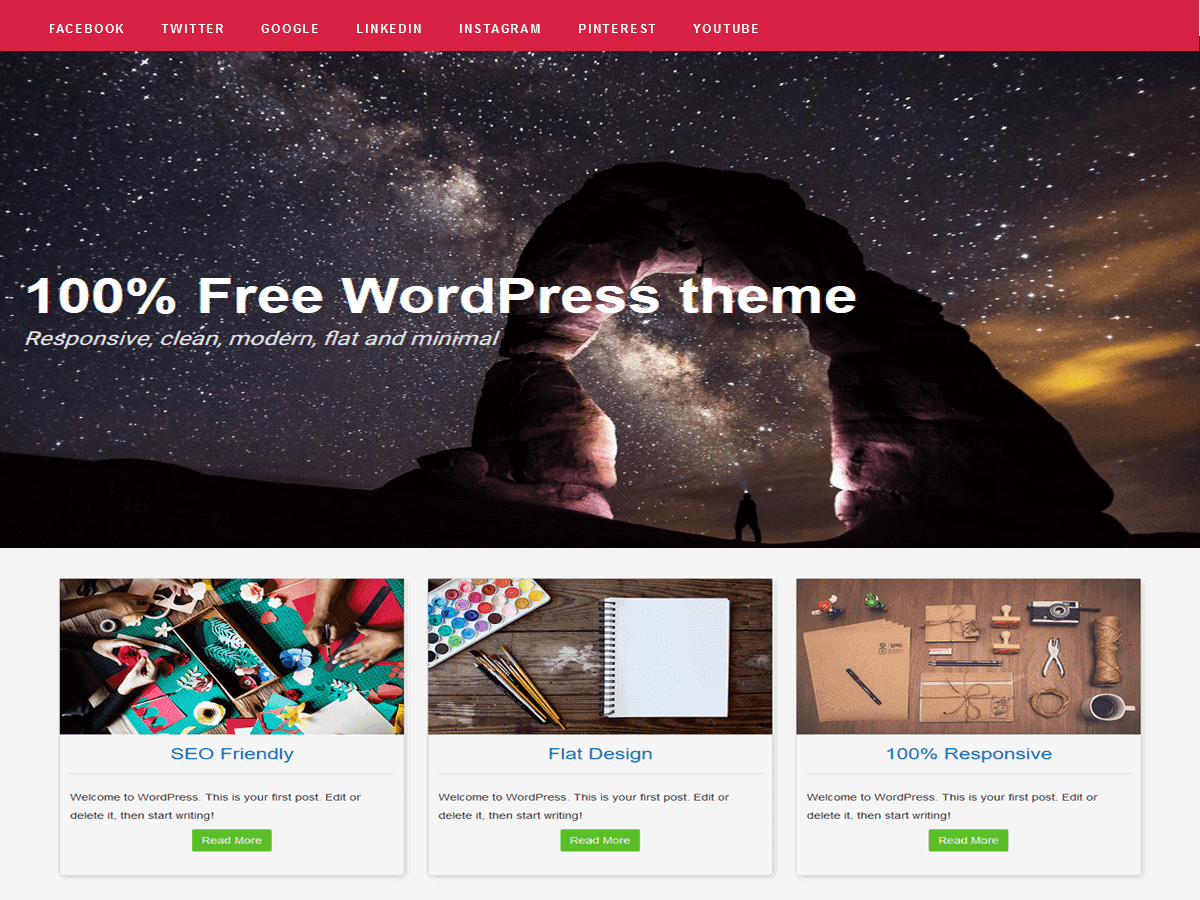 Zoom Lite Download Free Wordpress Theme 3