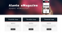 Alante eMagazine Download Free WordPress Theme