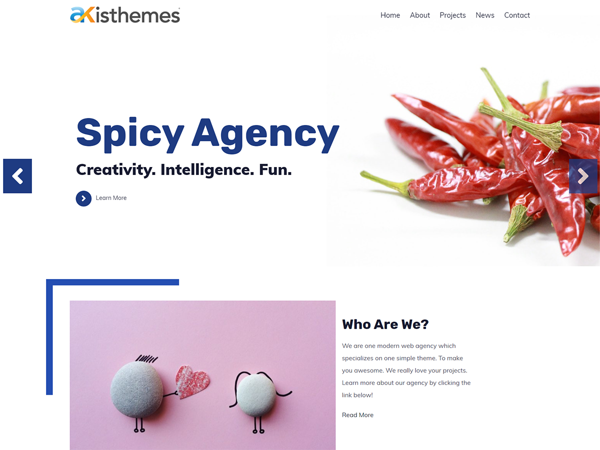 Atlast Agency Download Free Wordpress Theme 1