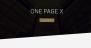 One Page X Download Free WordPress Theme