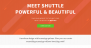Shuttle Orange Download Free WordPress Theme