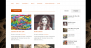 Steep Download Free WordPress Theme