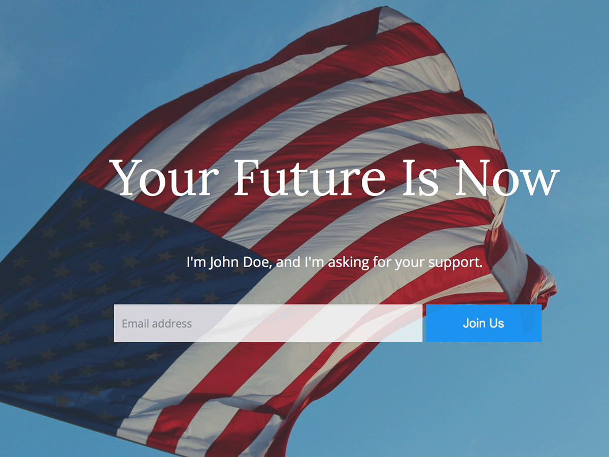 Politics Download Free Wordpress Theme 2