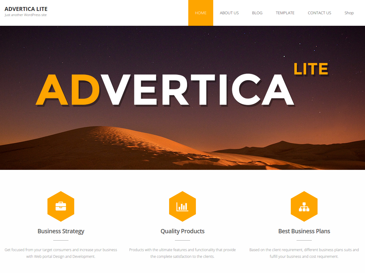 Advertica Lite Download Free Wordpress Theme 4
