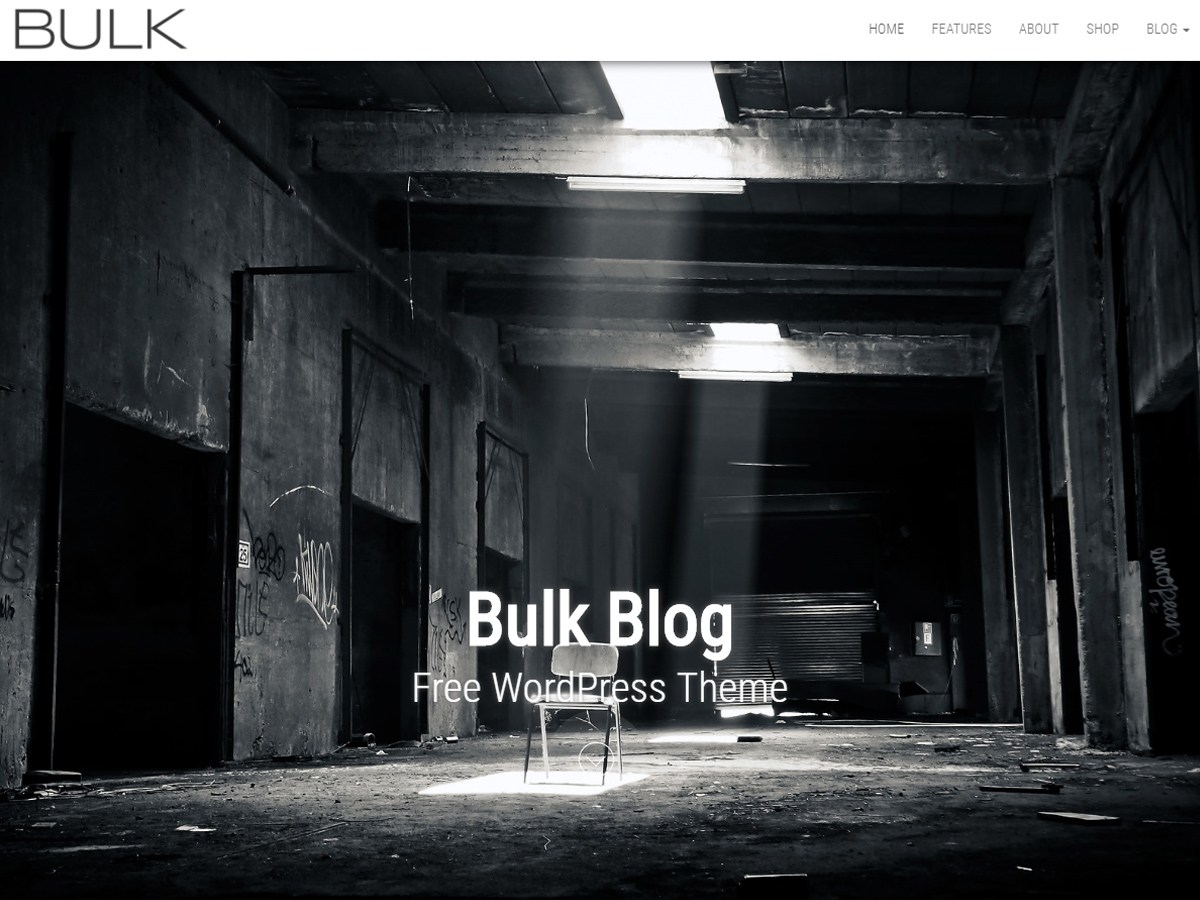 Bulk Blog Download Free Wordpress Theme 4