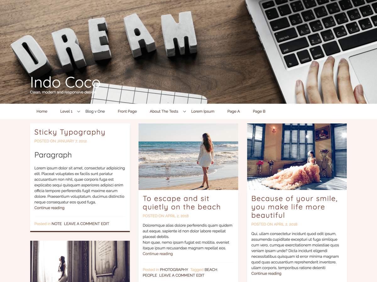 Indo Coco Download Free Wordpress Theme 5
