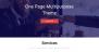 One Page Multipurpose Download Free WordPress Theme
