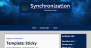 Synchronization Download Free WordPress Theme