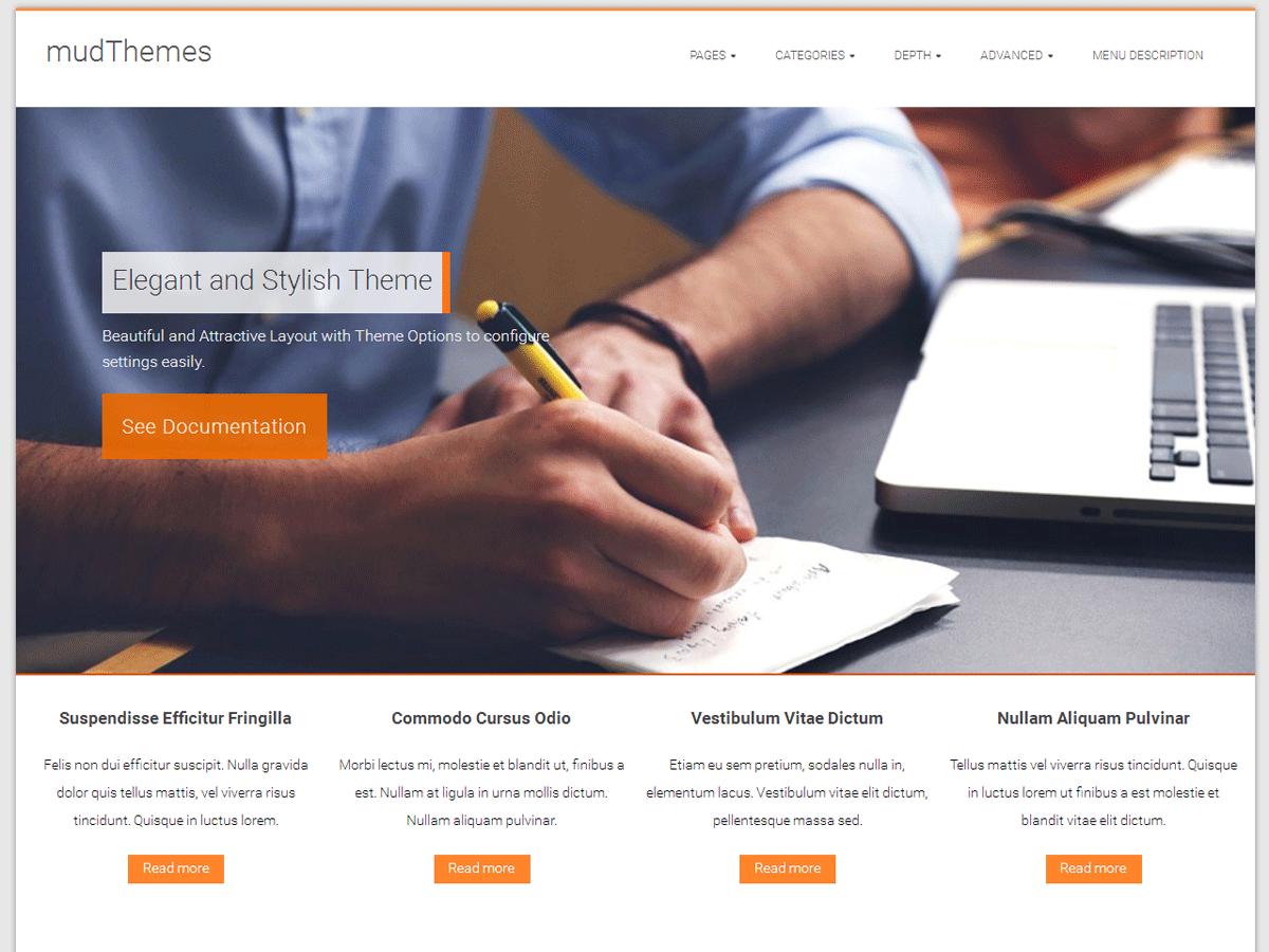 Corpus Download Free Wordpress Theme 5