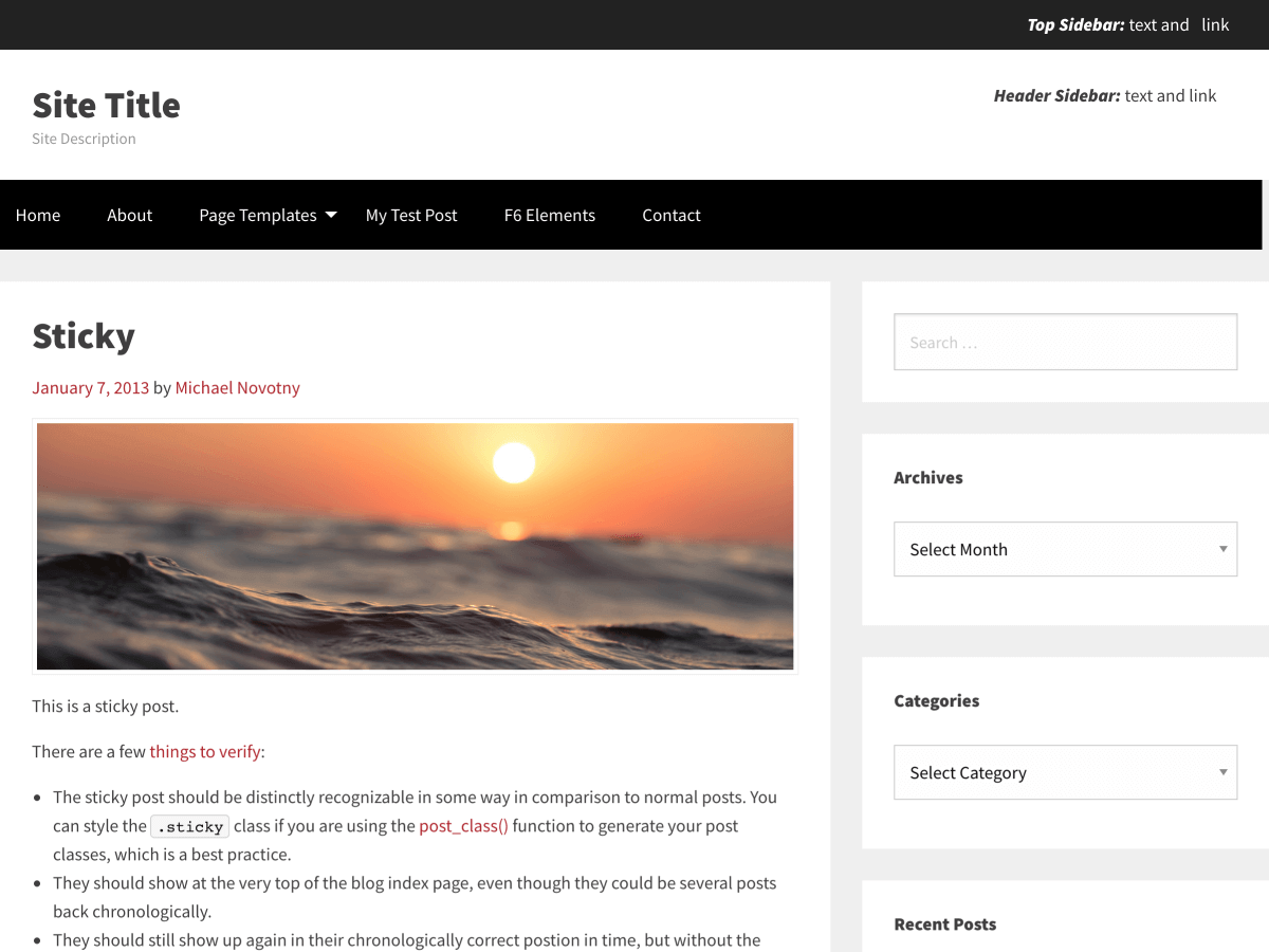TotalPress Download Free Wordpress Theme 4