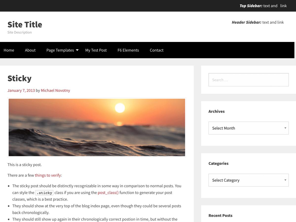 TotalPress Download Free Wordpress Theme 1