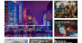 Grid Magazine Download Free WordPress Theme