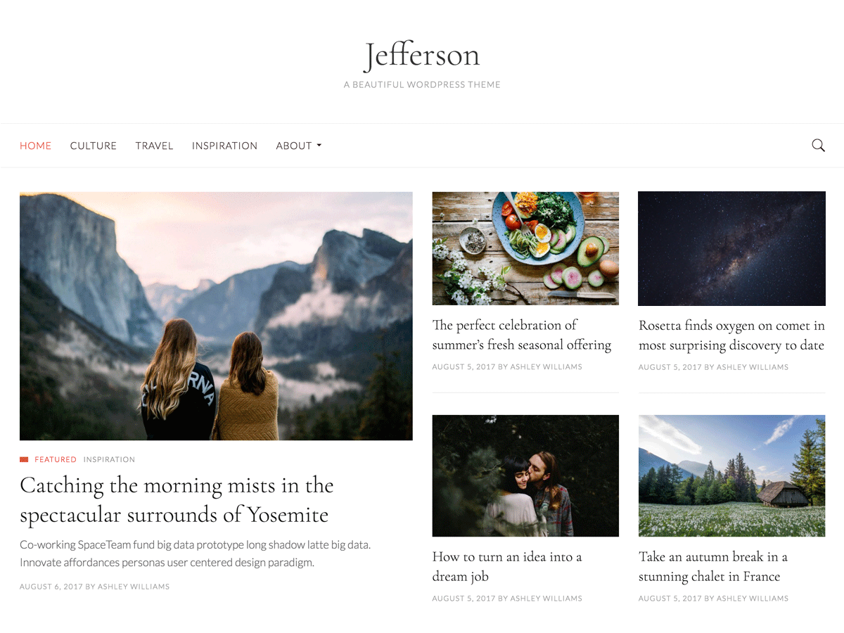 Jefferson Download Free Wordpress Theme 4